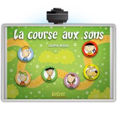 La course aux sons - Application TNI (tx.)