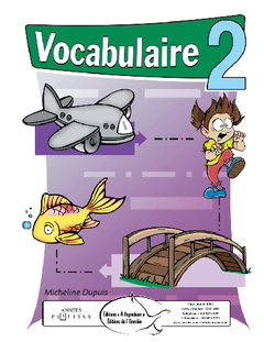 Vocabulaire 2 - en PDF