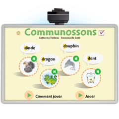 Communossons - Application TNI