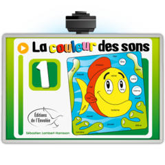 La couleur des sons 1 - Application TNI