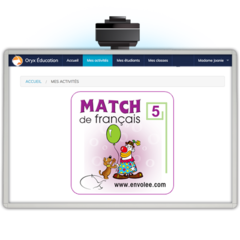Match de français 5 - Web Application
