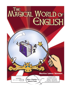 The Magical World of English - PDF