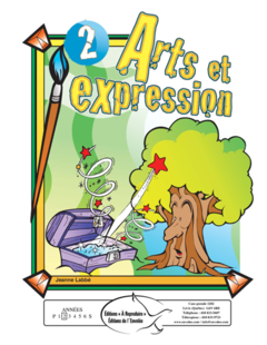 Arts et expression 2 - en PDF