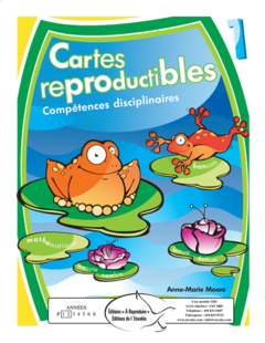Cartes reproductibles 1 - Comp. disciplinaires