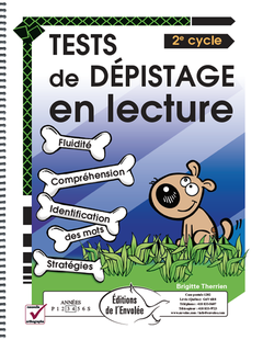 Tests de dépistage en lecture 2e cycle