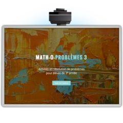 Math-o-problèmes 3 - Application TNI (tx.)