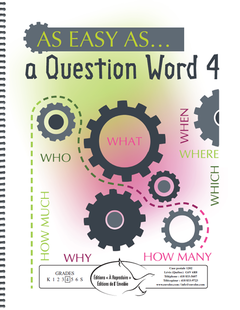 As Easy as... a Question Word 4