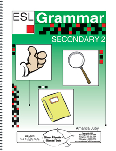 ESL Grammar Secondary 2