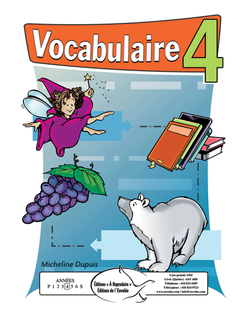 Vocabulaire 4 - en PDF (tx.)