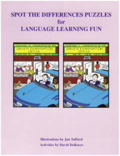 Spot the Differences Puzzles for Language ... - en PDF