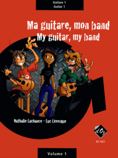Ma guitare, mon band 1 - Guitare 1