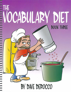 The Vocabulary Diet, Book 3