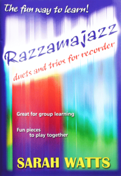 Razzamajazz Duets and Trios for Recorder