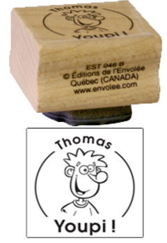 Estampe Thomas « Youpi ! »