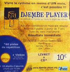 Djembe player