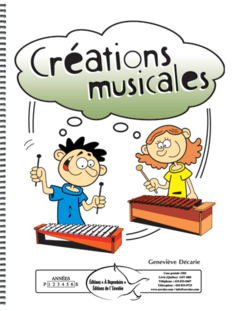 Créations musicales