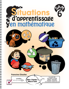 Situations d'apprentissage en mathématique 6