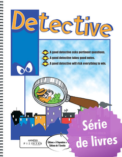 The Questions Race & Detective