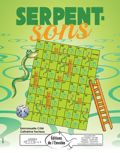 Serpent-sons - Jeu de table