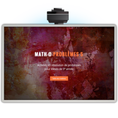Math-o-problèmes 5 - Application TNI (tx.)
