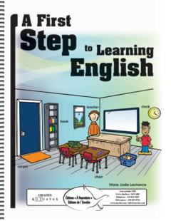 A First Step to Learning English