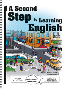A second step to Learning English