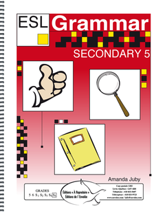 ESL Grammar Secondary 5