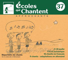 Écoles qui chantent 2016/2017 (no.37 - 2CD)
