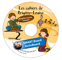 Au TNI avec Brigitte-Louise 2 (DVD) Application TNI