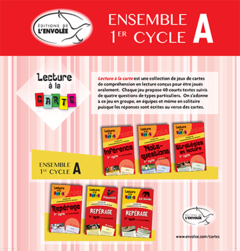 Lecture à la carte - Ensemble 1er cycle