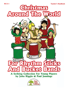 Christmas Around The World For Rhythm Sticks And Bucket Bands