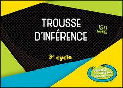Trousse d'inférence 3e cycle