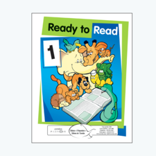Ready to Read 1