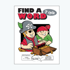 Find a Word, 3e cycle