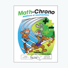 Math-Chrono, additions et soustractions