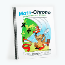 Math-Chrono, multiplications et divisions