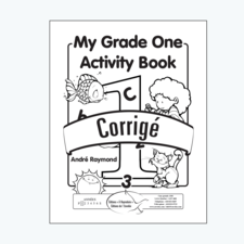 My Grade One Activity Book