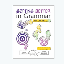 Getting Better in Grammar Secondary 1
