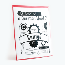 As Easy as... a Question Word 7