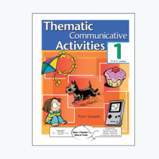 Thematic Communicative Activities 1