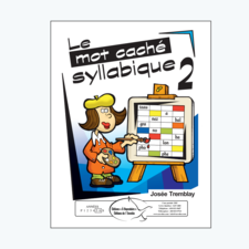 Le mot caché syllabique 2