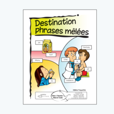 Destination phrases mêlées