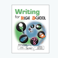 Writing for High School