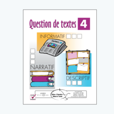 Question de textes 4