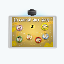 La course aux sons 2 - Application TNI